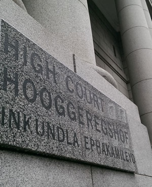 High Court picture